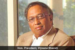 Dr. Vijay P Bhatkar, Founder of PARAM Series of Super Computers, President of Vijnana Bharati