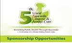 Sponsorship Opportunities for the 5th WAC & Arogya Expo 2012